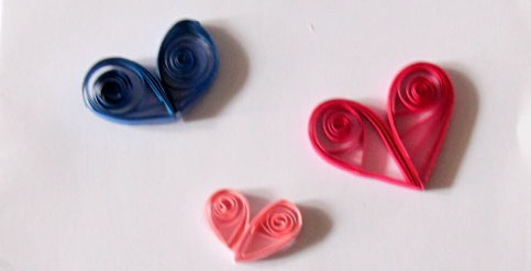 Quilling for Kids – Tutorial for a Paper Quilled Heart