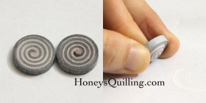 How to use matte ppa (perfect paper adhesive) as a sealant and varnish for your paper quilled jewelry