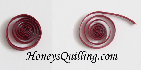 Beginner Quilling instructions from Honey's Quilling