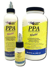 matte ppa perfect paper adhesive for paper quilling jewelry