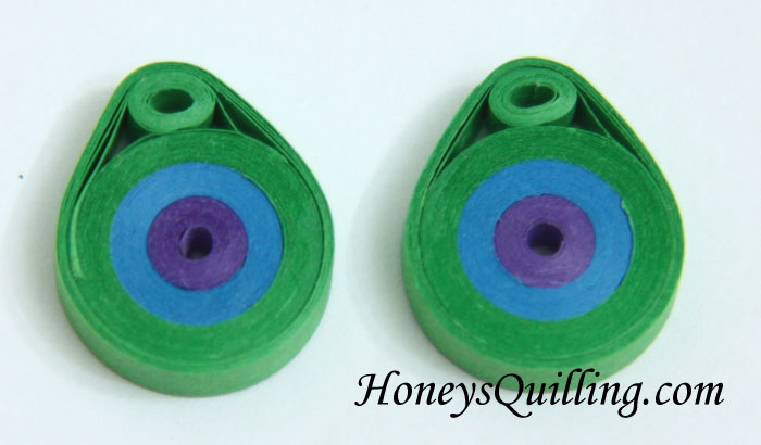 How to top your paper quilled jewelry - Honey's Quilling