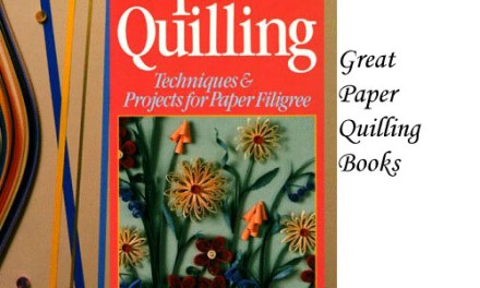 Paper Quilling Books