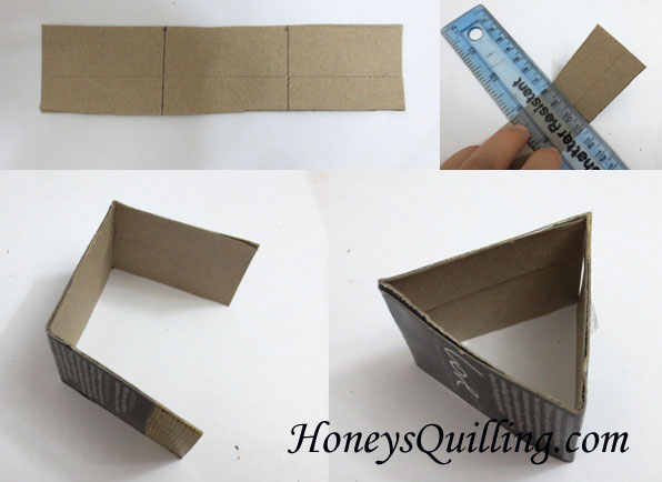 Some alternatives to using the border buddy for paper quilling  - Honey's Quilling