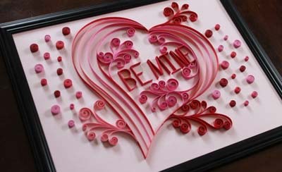 Quillspiration Paper Quilling Valentine S Day Designs Honey S