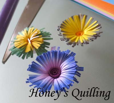Review of Marie's Safety Quilling Fringer by Jonathan Mayne - on Honey's Quilling