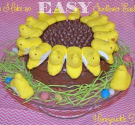 Easter Food Spring Peeps Marshmallow