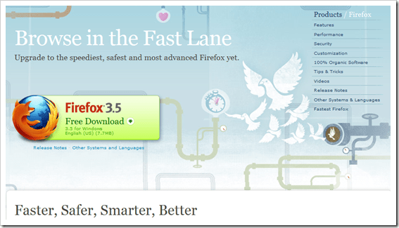 firefox 10 Best Internet Browsers
