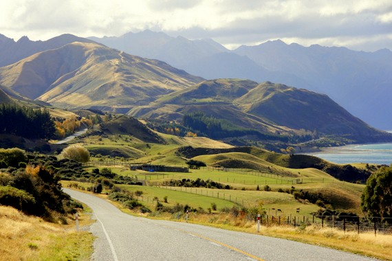 Queenstown to the Coast
