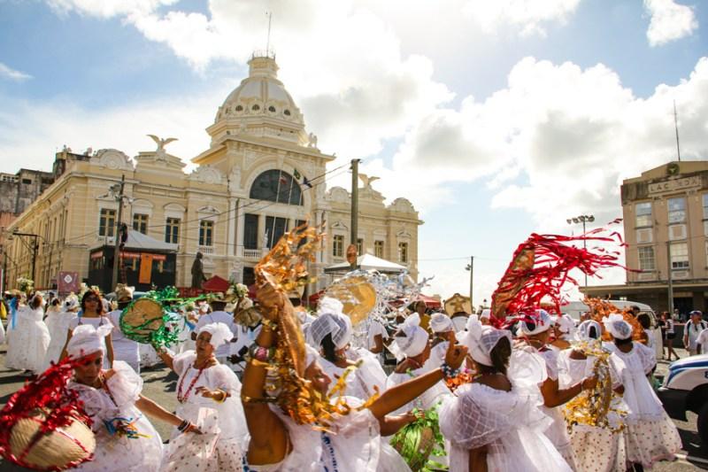 Salvador Carnival Brazil