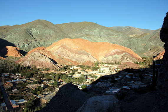 Mountain of Seven colors, purmamarca