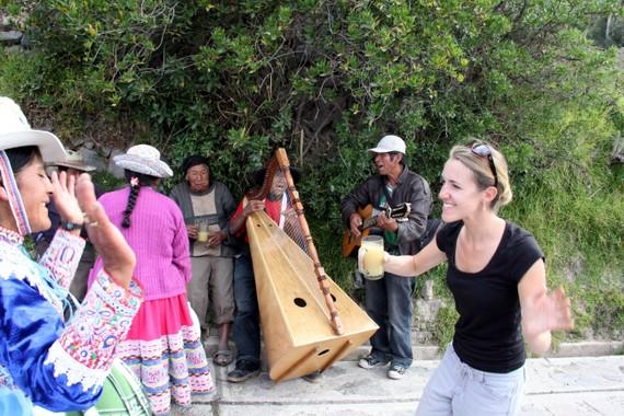 Achoma Peru culture