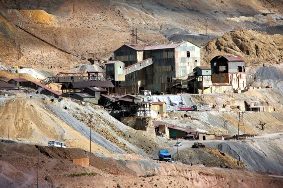 Mines of Potosi Bolivia
