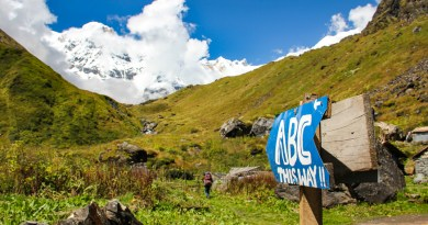 HoneyTrekking the Annapurnas
