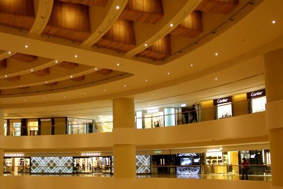 hong kong designer stores