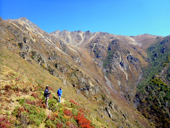 best hikes in yunnan