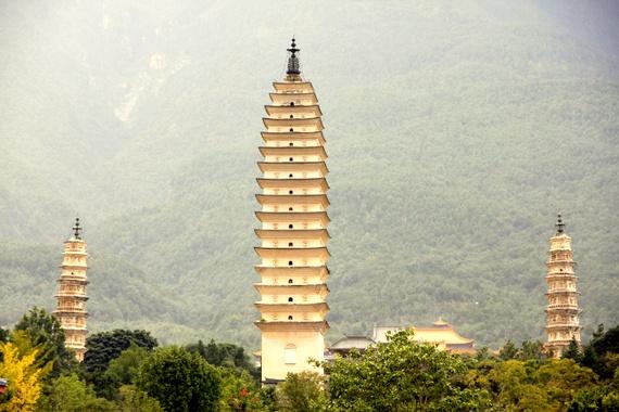 Yita Si and San Ta Si pagodas
