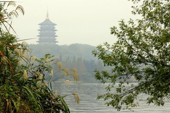 travel to hangzhou west lake