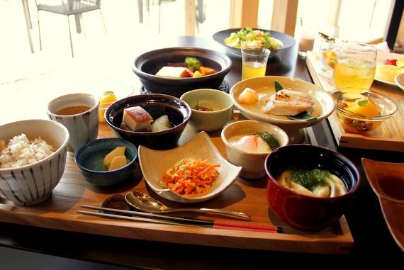 Taketomi gourmet meal