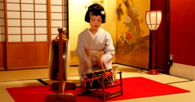 Crash Course in the Japanese Arts