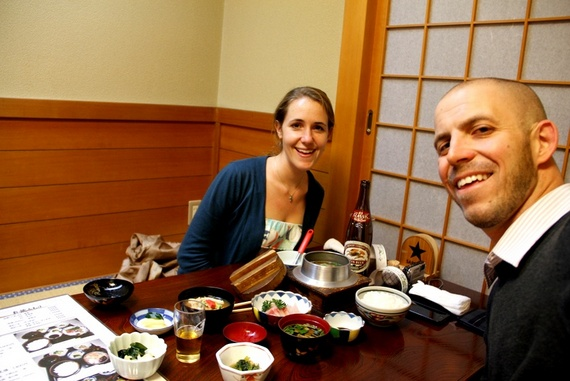 japanese dining quirks