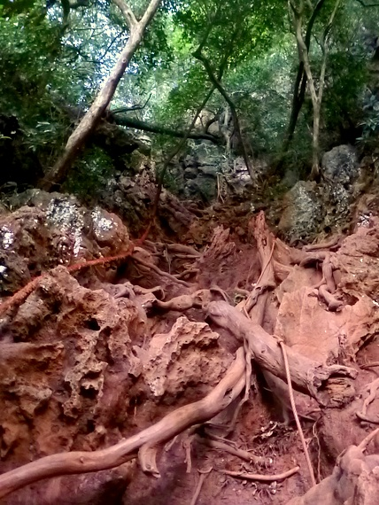 railay hiking conditions