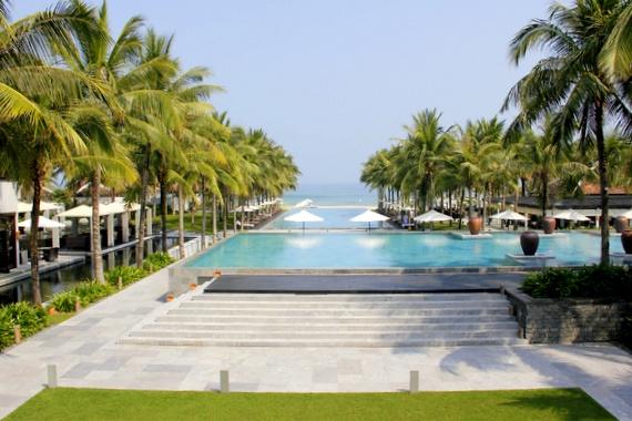Nam Hai Pools, Vietnam