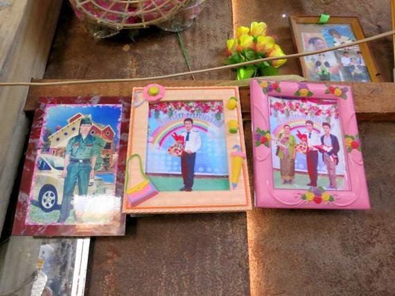 Laos Family Portraits