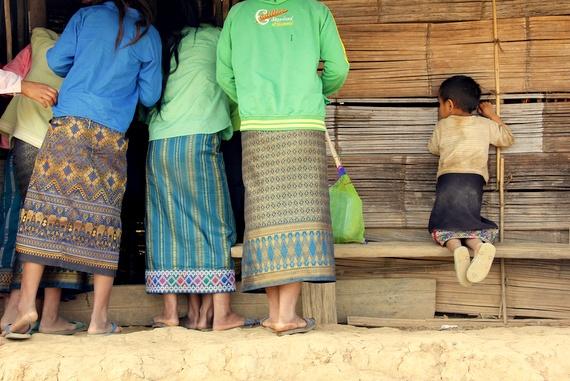 Whats inside Laos