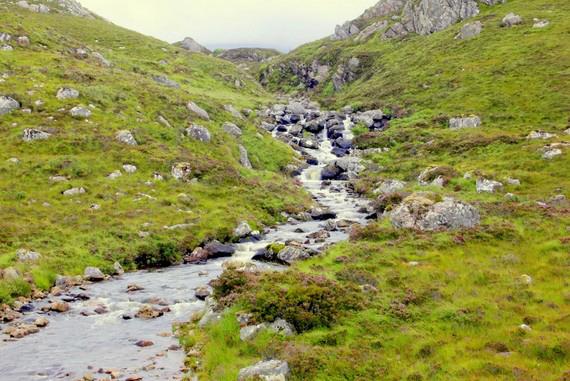 Waterfalls in Scotland