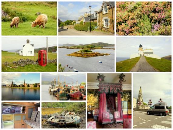 Scotland Campervan Slideshow