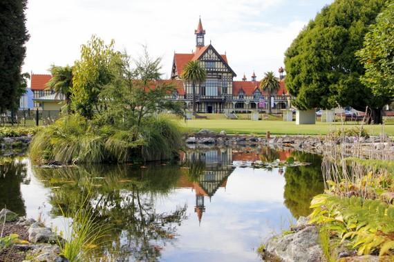 Rotorua Museum