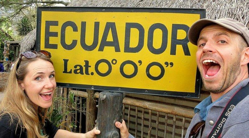 HoneyTrek at the Equator
