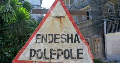 You Know You're in Tanzania When…