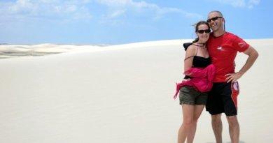 The Dunes of Jeri, Brazil