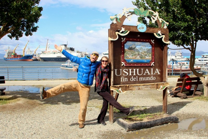 Ushuaia End of the World