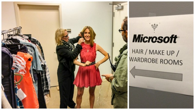 Microsoft Wardrobe
