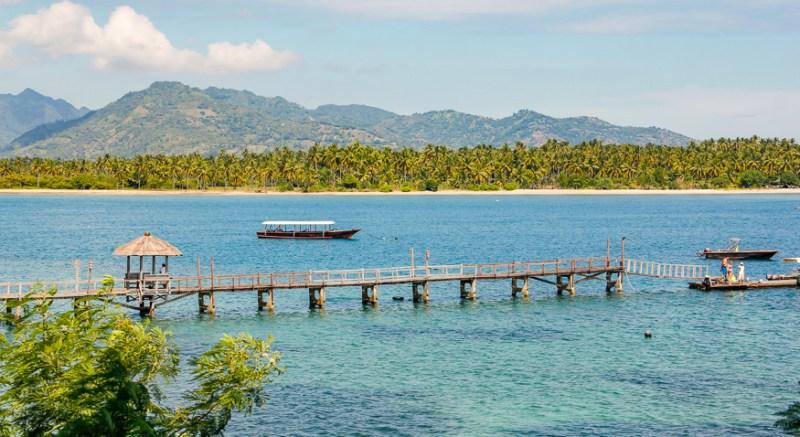 Medana Bay, Lombok