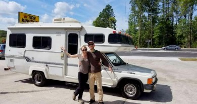 Buying an RV: Our Experience & Lessons Learned