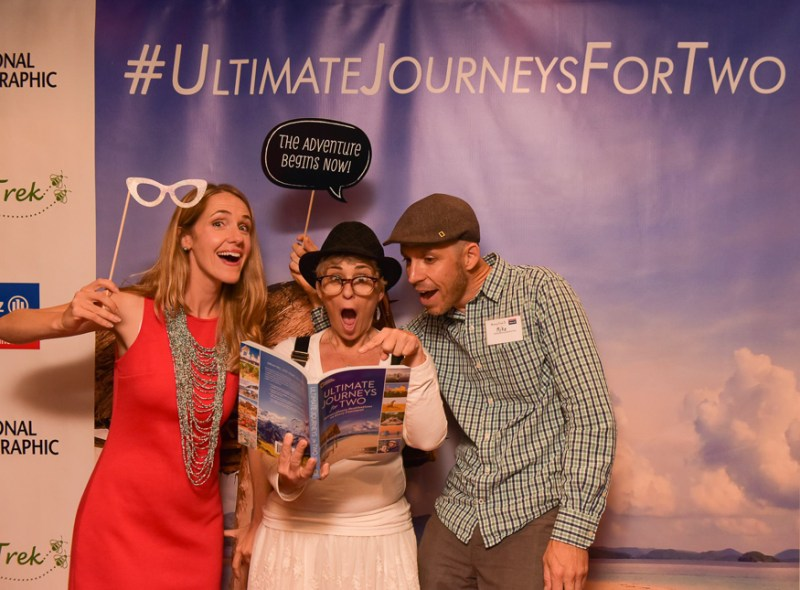 HoneyTrek Book Tour