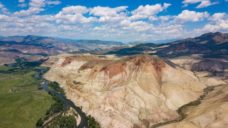 Idaho Road Trip