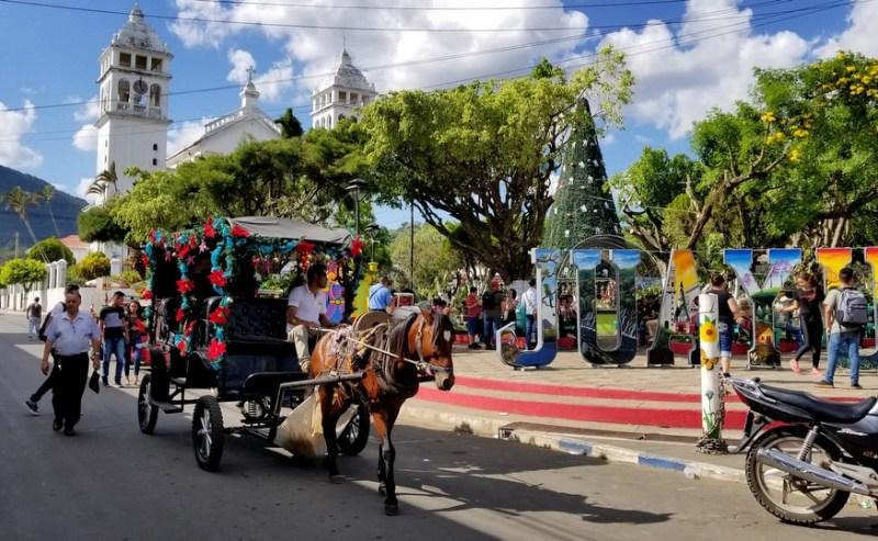 Juayua El Salvador