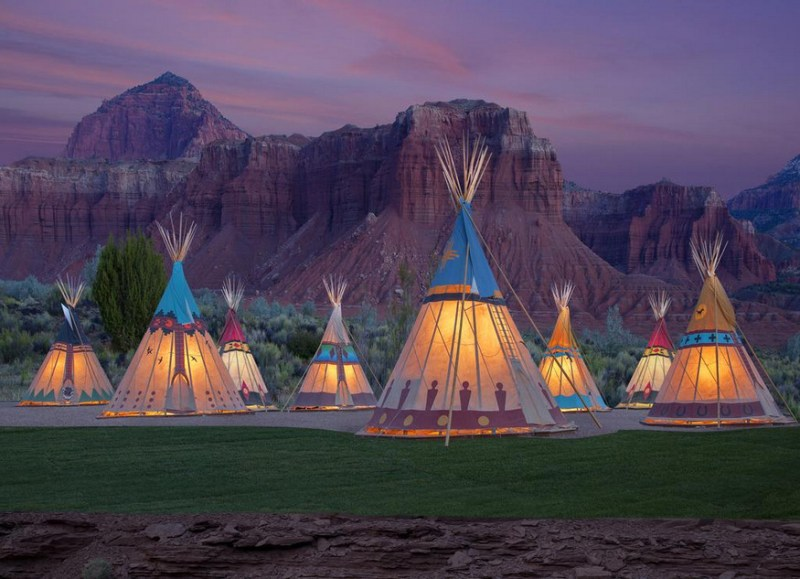 glamping capitol reef