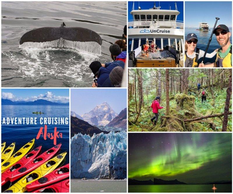 UnCruise Alaska Photos