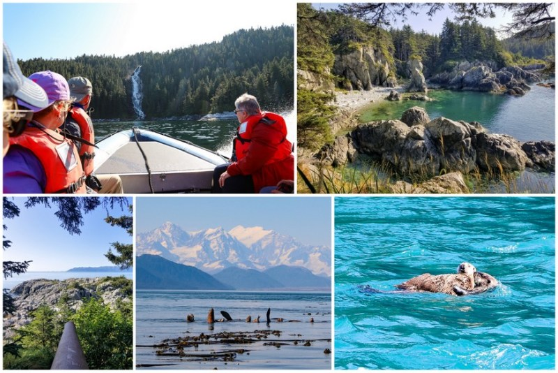 Adventure Cruising Southeast Alaska