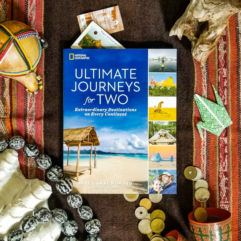 Couples Travel Book