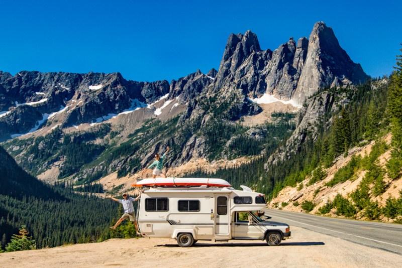 Year in a Camper