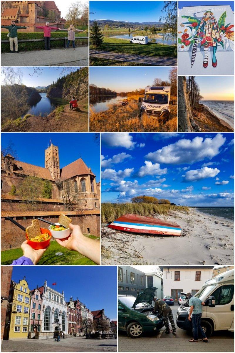 Poland Road Trip