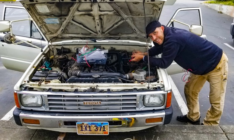 RV Tips for roadside assistance