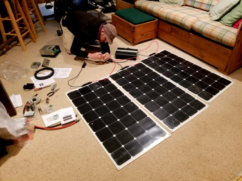 RV tips for solar