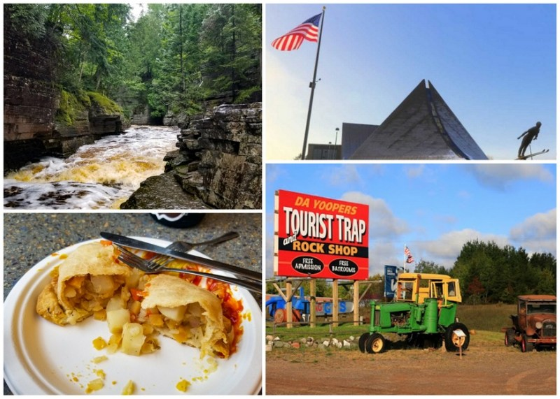 Western Upper Peninsula Road Trip